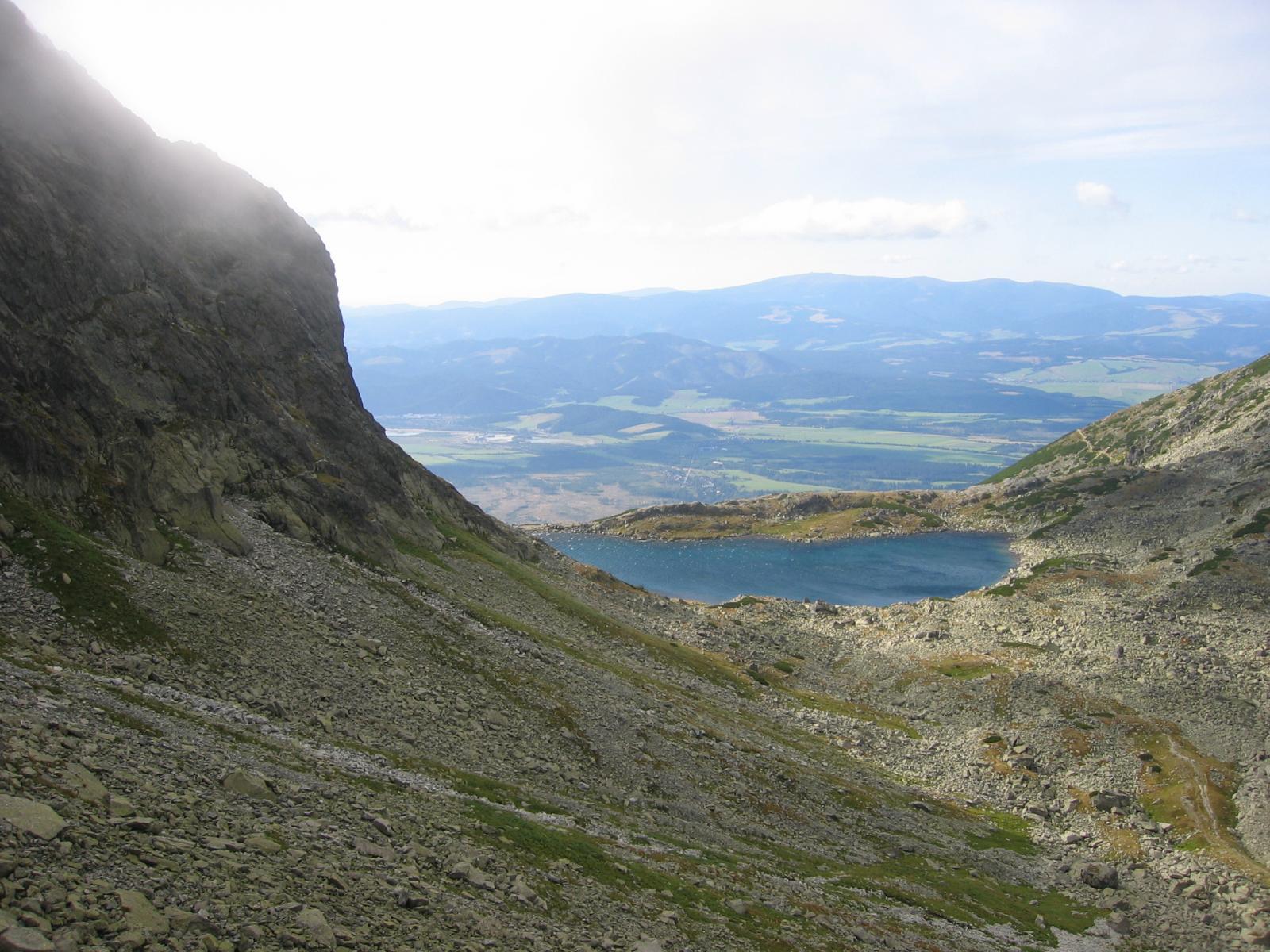 lake up high