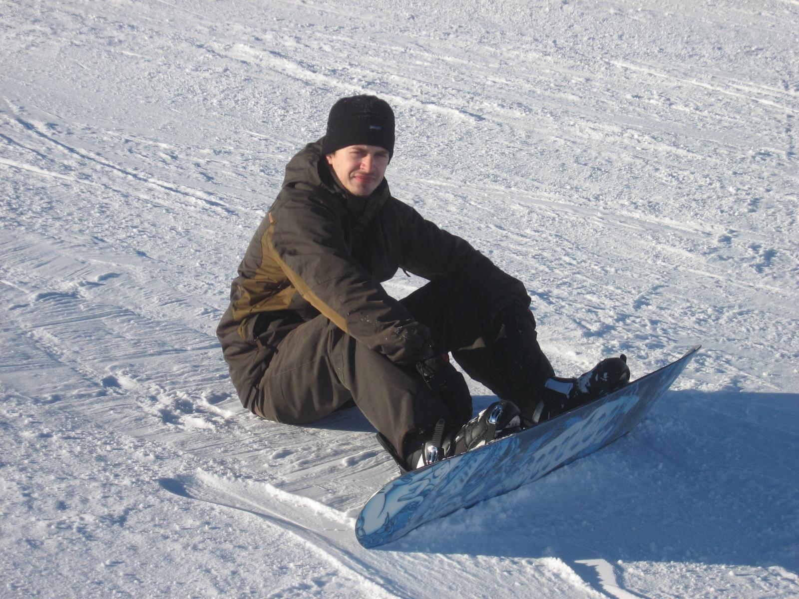 France - snowboarding