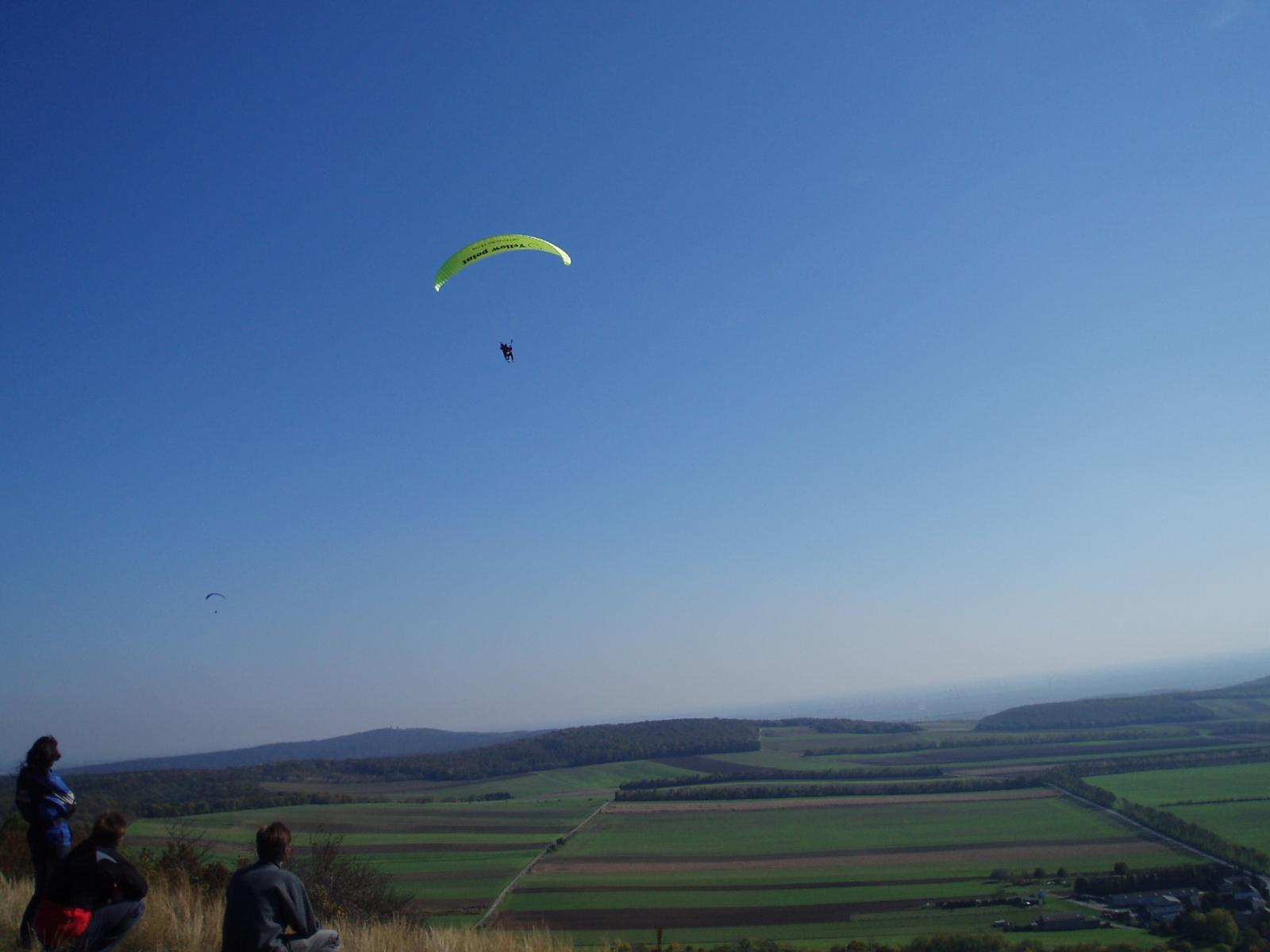 Austria - paragliding