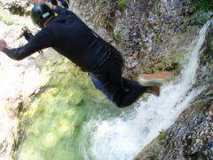 Slovenia - rafting & canyoning
