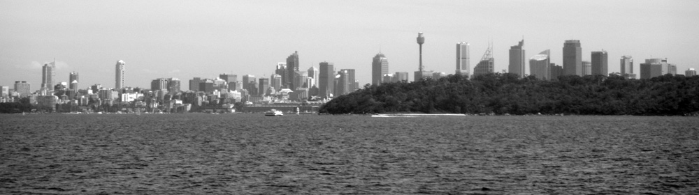 Alternative View of Sydney