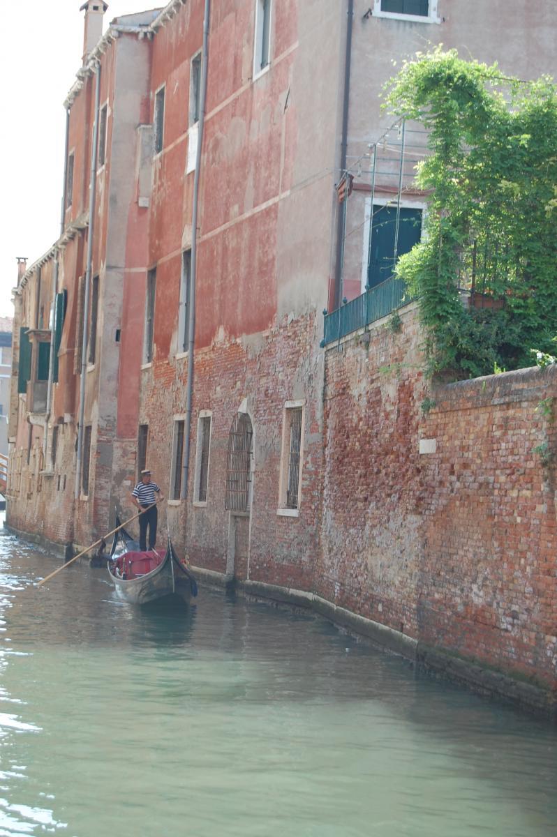 Venezia - gondolier