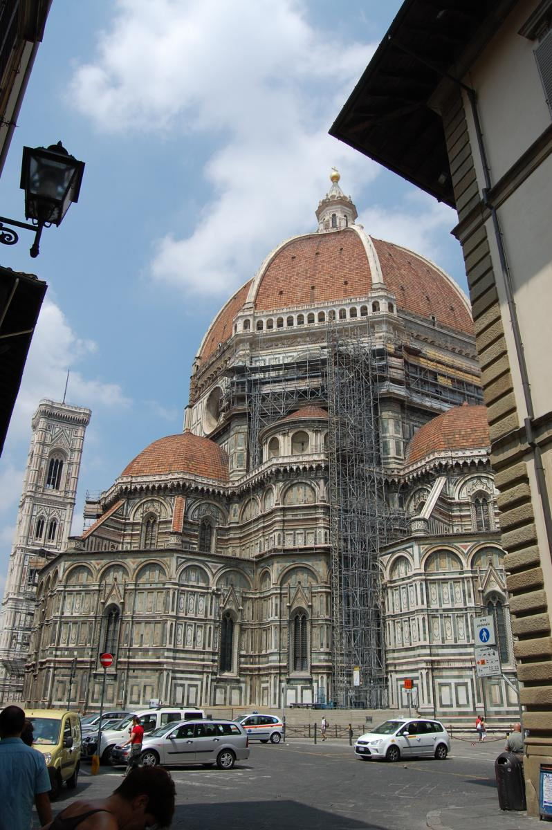 Firenze - Basilica di Santa Maria del Fiore (the cathedral is really standing out when you look at Firenze from any hill around)