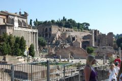 Roma - Forum Romanum (a short look into the past)