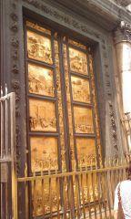 Firenze - Battistero di San Giovanni (Gates of Paradise - real masterwork)