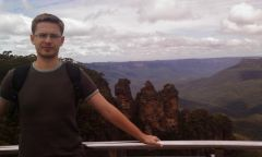 Blue Mountains - lost brother of Three Sisters?