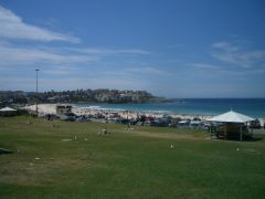 Sydney - Bondi Beach arrival