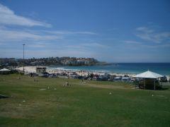 Sydney - Bondi Beach arrival