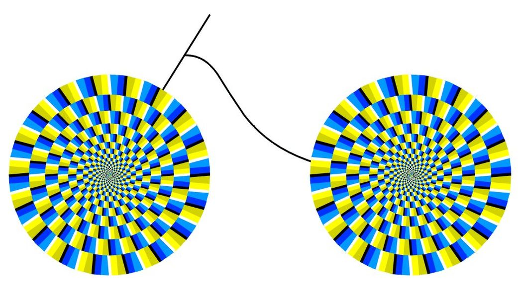 Moving Eye Illusions