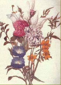 kvety a tvare