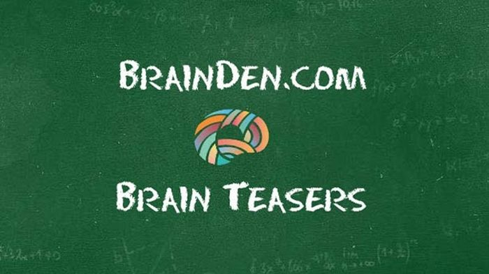 Brain Teasers for Kids and Adults